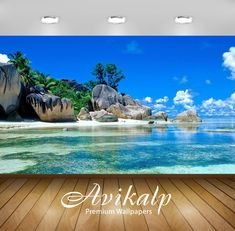 Avikalp Exclusive Amazing Sea Shore HD Wallpapers for Living room Hall Kids Room Kitchen 3d Wallpaper Glass, 3d Wallpaper Buddha, 3d Wallpaper Ceiling, 3d Wallpaper Painting, 3d Wallpaper Cartoon, 3d Wallpaper Bathroom, 3d Wallpaper Living Room, 3d Wallpaper For Walls, Hd Wallpaper