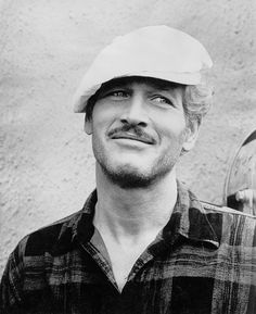 Paul Newman - never hard to look at at any age.