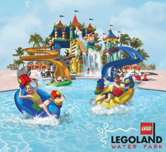 amazing water parks   LEGOLAND Florida water park details announced to open for summer 2012 ...