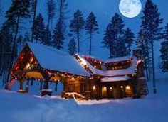 My hubby wants a cabin.  So we will buy one and have it as a vacation home! <3