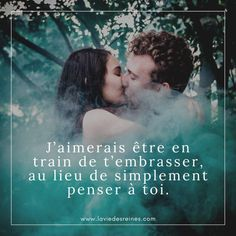 Couple Quotes : 100 SMS d'amour pour lui dire qu'il ou elle vous manque J'aimerais êt. - The Love Quotes Just Thinking About You, Told You So, English Love, Quote Citation, French Quotes, Hard To Love, Love Quotes For Him, Romantic Quotes, Motivation