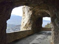 Most beautiful balcony roads in France