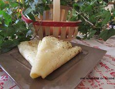 Pour une chandeleur gourmande, c'est parfait ! Ingrédients: 500g de farine T45 4c. à soupe de sucre en poudre 1 l de lait de riz (boisson de riz) La pointe d'un couteau de vanille en poudre 6 oeufs moyens 1 pincée de sel Préparation: Dans saladier, verser...