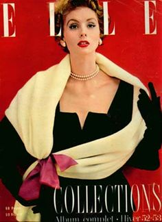 Magazine photos featuring Suzy Parker on the cover. Suzy Parker magazine cover photos, back issues and newstand editions. Fifties Fashion, Vintage Fashion, Fifties Style, Dorian Leigh, Balenciaga, Suzy Parker, Fashion Magazine Cover, Magazine Covers, Richard Avedon