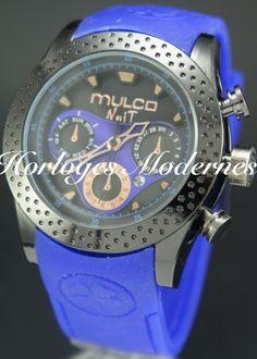 Mulco Nuit Mia azul rey