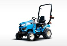 Sub-Compact Tractor LS MT1 Series(J23, J27) features | LS Tractor Official Site