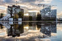 #Nantes #puddle sur l'île de Nantes #france #nikon #nikonfr #nikonfrance #bd_sky #nikontop #igersnantes #igersfrance #igersoftheday #loves_france_ #puddlegram #puddle #reflectiongram #reflexion #exclusive_reflection #exclusive_france #nikon_dslr_users #nikond7200 #super_france #igers #igers44 #loireatlantique #naoned #nantescity #longexposure #long_exposure #nantescity #urban #magnifiquefrance #sunset