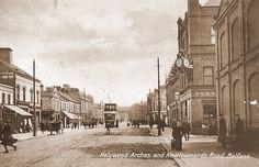 Holywood Arches, Belfast