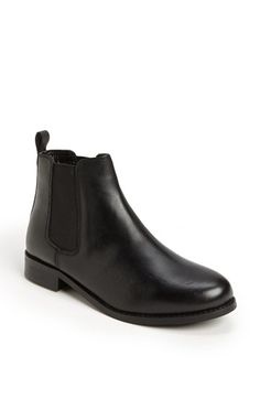 Topshop 'Month' Chelsea Boot | Nordstrom, $84, (alternate if I don't like Frye boot)
