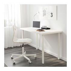 LINNMON / GODVIN Table - white - IKEA