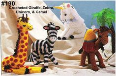 Free Toy Sewing Patterns | CROCHETED STUFFED ANIMAL PATTERN « CROCHET FREE PATTERNS
