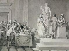 Republican Divorce, Jean Baptiste Mallet. http://www.bridgemanartondemand.com/image/608680/jean-baptiste-mallet-republican-divorce