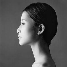 Portrait XX Japan by Jean-Baptiste Huynh Face Profile, Profile View, Profile Photo, Profile Woman, Human Reference, Photo Reference, Figure Reference, Side View Of Face, Face Study