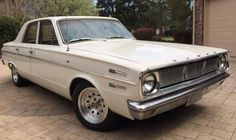 Hemmings Find of the Day – 1966 Dodge Dart 270   Hemmings Daily