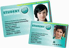 The International Student Identity Card (ISIC) is your passport to fantastic discounts and services at home and around the world. The ISIC card is the only internationally-recognised student ID, making ISIC card holders are members of a truly global club. Every year more than 4.5 million students from 120 countries use their student card to take advantage of offers on travel, shopping, museums and more, worldwide.