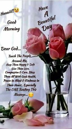 Good Morning Spiritual Inspirations Prayers 🙏 of the day mornings Wonderful Day Quotes, Good Morning Sister, Good Morning Friends Quotes, Good Morning Cards, Good Morning Prayer, Good Morning Texts, Morning Greetings Quotes, Morning Blessings, Good Morning Flowers