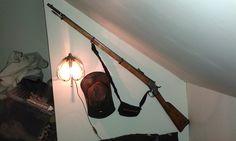 swedish army black powder rifle.1872