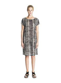 Nurinpäin dress- Marimekko Fashion - summer 2015