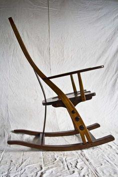 """""""Tumba Tumba"""" Rocking Chair"""