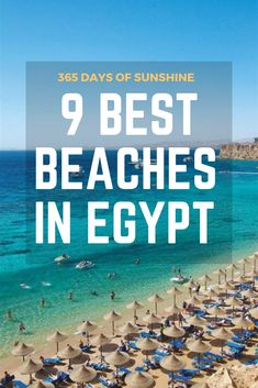 They're not only the best beaches in Egypt, they're some of the best beaches in the world. North Coast Egypt, Camping Desert, Places In Egypt, Sunken City, Beach Haven, Sharm El Sheikh, Egypt Travel, Beaches In The World, Red Sea