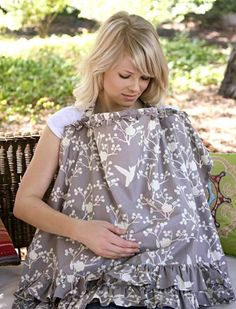 Hooter hiders nursing cover