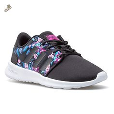 innovative design 94602 2b826 Adidas - Cloudfoam QT Racer W - AW4007 - Color Black - Size 7.5 - Adidas  sneakers for women (Amazon Partner-Link)