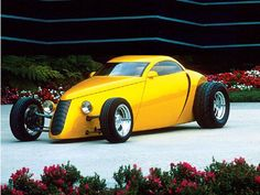 Ideas for my Street Rod:Aluma Coupe