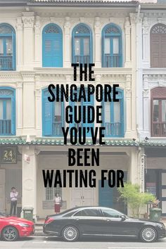 The swirl of Malay and Peranakan traditions, the pockets of history next to space-age newness, an emergent creative and arts scene alongside the capitalism…