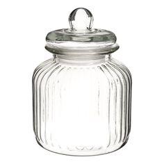 Keksglas, H 24cm