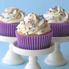 Perfect Vanilla Cupcake