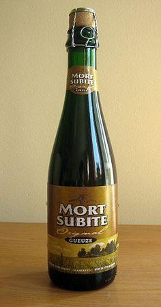 Voor de overname door Alken-Maes heette de brouwerij Brouwerij Mort Subite. Mort Subite was en is nog steeds lid van de Hoge Raad voor Ambachtelijke Lambiekbieren (HORAL). Al haar bieren zijn gebaseerd op lambiek. De bieren van Mort Subite zijn erkend als Vlaams-Brabants streekproduct.