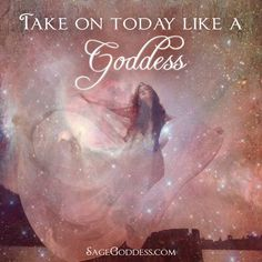 Thank Goddess it's Friday! #LifeQuotes