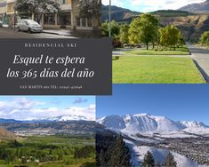 Amigos que tengan un excelente sábado, Hermoso día de sol aquí en Esquel!!!!!! San Martin, Skiing, Desktop Screenshot, Mountains, Nature, Travel, Sun, Long Weekend, Seasons Of The Year