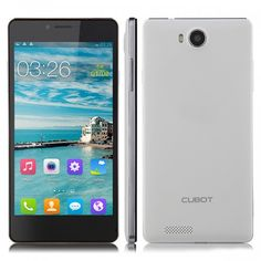 CUBOT S208 5.0-inch Android 4.4 MTK6582 1.3GHz Quad-core Smartphone