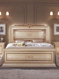 Soft and comfortable warmth, make your #bedroom truly unique!❤ #home #bedroomideas #masterbedroom #bedroominspirations #bedroomaestethic #bedroomdesign #bedroomcolours #cozybedroom #classicbedroom #luxurymasterbedroom #eleganbedroom Classic Bedroom Furniture, Living Room Decor Furniture, Bed Furniture, Furniture Design, Cozy Bedroom, Bedroom Decor, Bedroom Set Designs, Neoclassical Design, Cool Beds