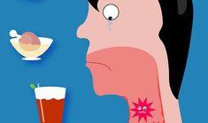 Cómo desinfectar la garganta con bicarbonato