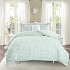 Found it at Joss & Main - Tabor 4-Piece Comforter Set