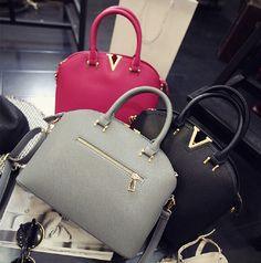 Women handbag sweet gentlewomen 2015 shell bag shoulder bags street all match litchi handbag messenger bag-inTop-Handle Bags from Luggage & Bags on Aliexpress.com | Alibaba Group