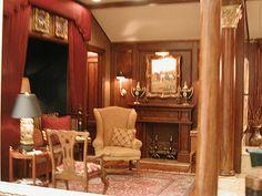 THE EQUESTRIAN SPA : Whitledge-Burgess LLC, Interior Design In Miniature