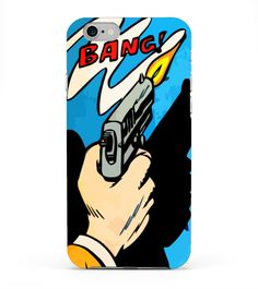# BANG BANG .  BANG !  Yet another awesome piece of comic strip.Visit ourMAIN SHOPfor more awesomness !Models Available:Apple IPHONE 5,5S,6 & 6 PlusSamsung GALAXY S5 & S6Take notice that this is a Limited Edition series.