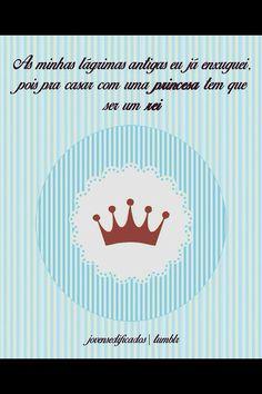 Princesa do Senhor!