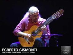 Egberto Gismonti - Cordoba Guitar Festival - 2006