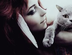 A dog is a dog, a bird is a bird, and a cat is a person.