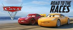 "Cars 3 ""Road To The Races"" Tour Brings Life-Sized Lightning McQueen, Cruz Ramirez & Jackson Storm to a City Near You"