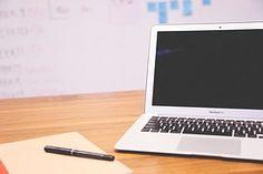 Laptop, Notebook, Startup, Computer