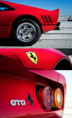 Ferrari 288 GTO. Legendary sport car: Classic Car Art&Design  #ClassicCarArtDesign @ccarartdesign