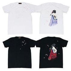 半袖Tシャツ「恋櫻」