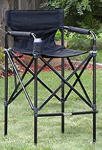 the director style camping chair world outdoor products tall directors chair industry outsider