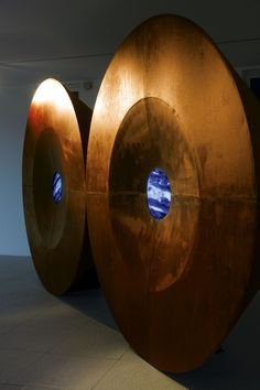 Water Circles - Fabrizio Plessi - 1982