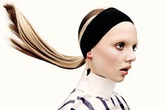 10 Ways to Dress Up Your Ponytail, Just in Time for Back-to-School